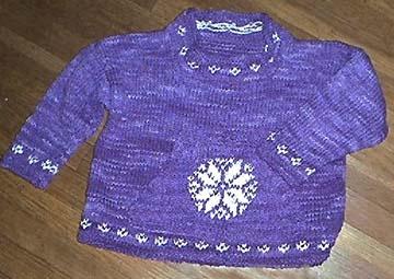 Kangaroo Pouch Knitting Pattern : KANGAROO SWEATER CROCHET PATTERN   Free Crochet Patterns
